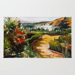 Gardens of La Alhambra Rug