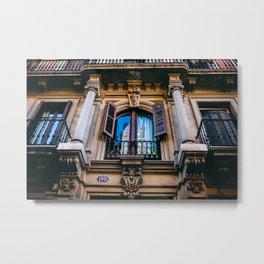 Eixample - Barcelona, Spain - #39 Metal Print