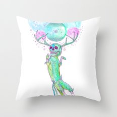 Cliché Throw Pillow
