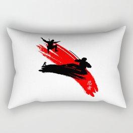 Ninjas Rectangular Pillow