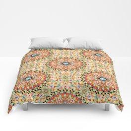 Gypsy Caravan Mandala Comforters