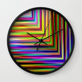 Vodkatronic I Wall Clock