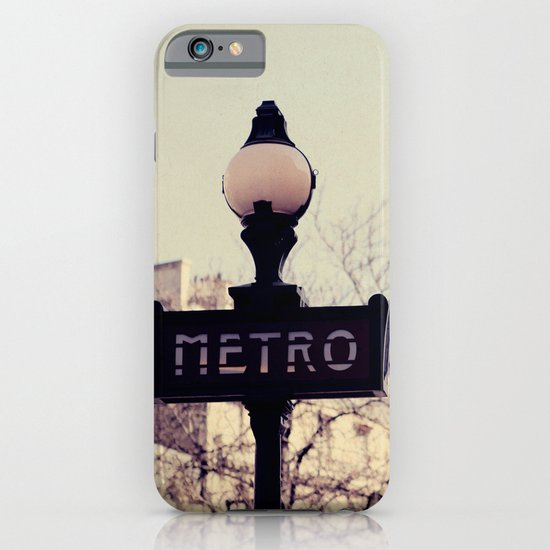 Metro iPhone & iPod Case