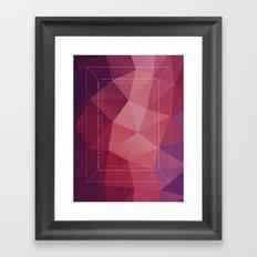 The Second Commandment Framed Art Print