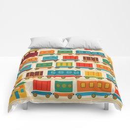 Train Comforters