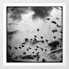 Doomsday - Through The Viewfinder (TTV) Art Print