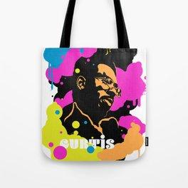 Soul Activism :: Curtis Mayfield Tote Bag