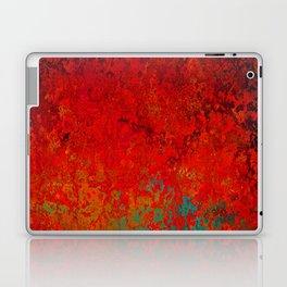 Figuratively Speaking, Abstract Art Laptop & iPad Skin