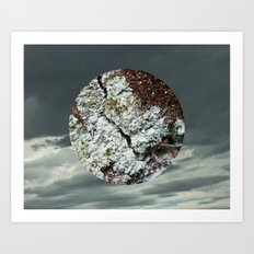 Little Planet #08 Art Print