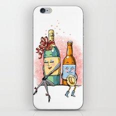Bottled Romance iPhone & iPod Skin