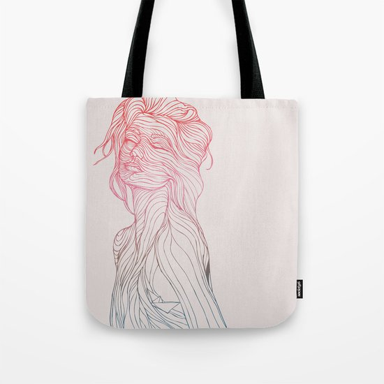 Someplace Beautiful Tote Bag