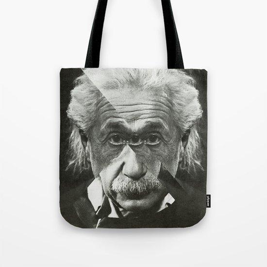 Albert E Mix 1 Tote Bag