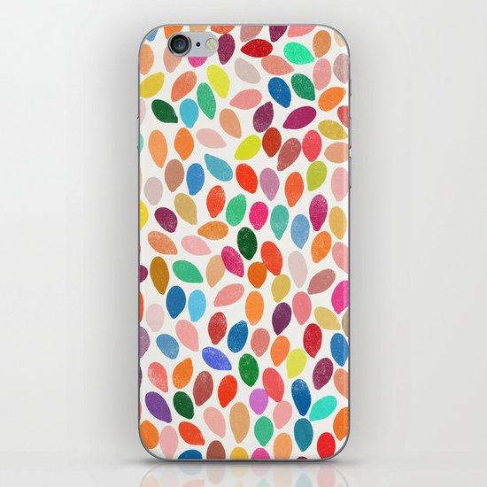 rain 2 iPhone & iPod Skin