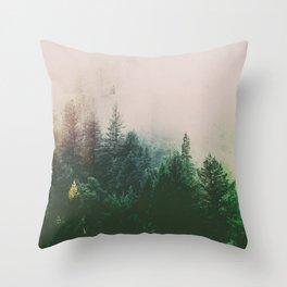 Fractions A71 Throw Pillow