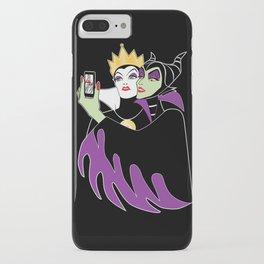 Grimhilde & Maleficent Selfie iPhone Case