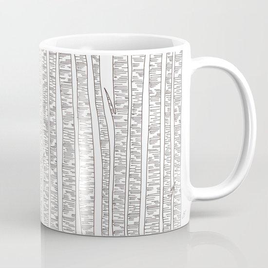 Lost In Stripes Mug