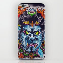 fudo iPhone Skin