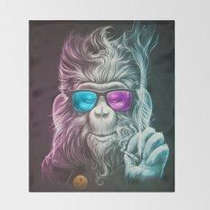 Smoky Throw Blanket