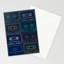 Awesome mixes #2 Stationery Cards