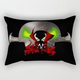 Chibi Spawn Rectangular Pillow