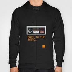 back to the basic_  Hoody