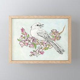 Arkansas Framed Mini Art Print