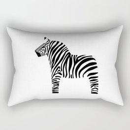 Dala Zebra Rectangular Pillow