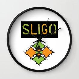 County Sligo Ireland Wall Clock
