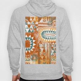 Tribal Bohemian Mosaic Hoody