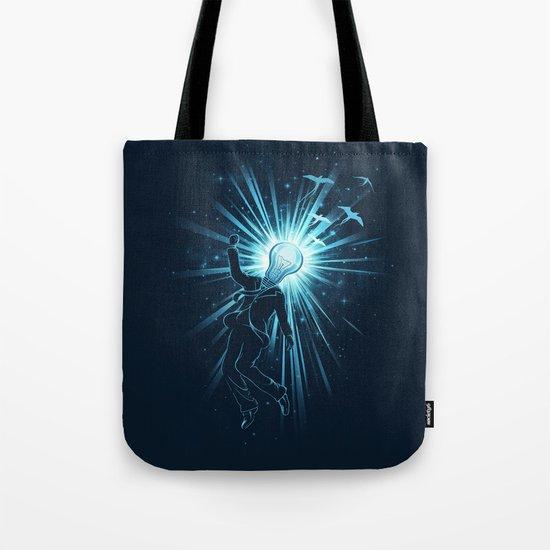 New Idea Tote Bag
