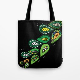 touch_leaves Tote Bag
