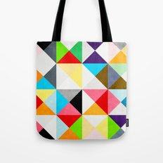 Geometric Morning Tote Bag