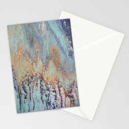 Tattered Tapestry and Restored Life Stationery Cards