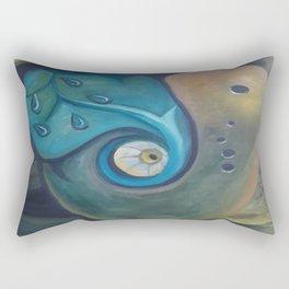 Heart by Lu Rectangular Pillow