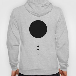 The Solar System (white) Hoody