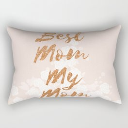 Best Mom My Mom on Thursday Rectangular Pillow