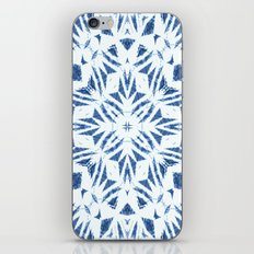Arrowhead Denim White iPhone & iPod Skin