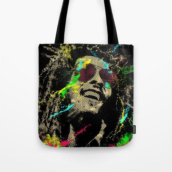 Under the reggae mode Tote Bag