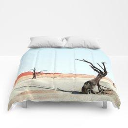 Deadvlei III Comforters