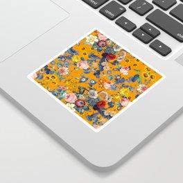 Summer Botanical Garden IX Sticker