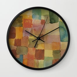Untitled K2 Wall Clock