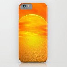Sonne über dem Meer Slim Case iPhone 6s
