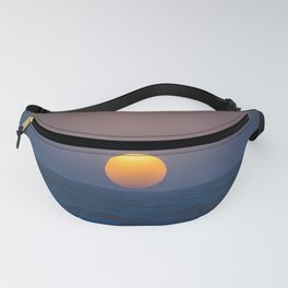 Ocean Sunset Fanny Pack