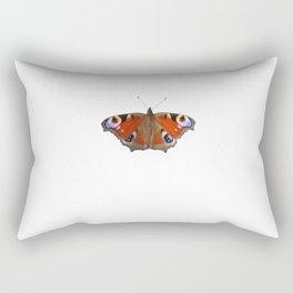 Peacock butterfly Rectangular Pillow
