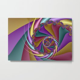 swing and energy for your home -12- Metal Print