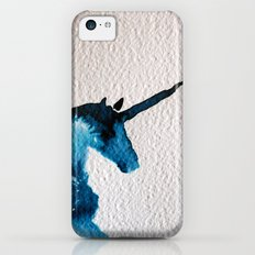 Blue Unicorn Slim Case iPhone 5c