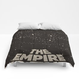 The Empire Is The Galaxy - PROPAGANDA POSTER Comforters