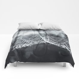 the weight of water Comforters