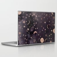 her Laptop & iPad Skins featuring Constellations  by Nikkistrange