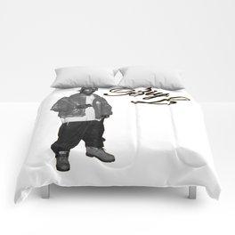 Big L //Black&White Comforters